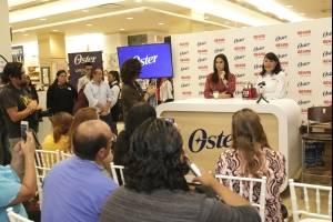 Oster y Sears presentan la nueva licuadora con tecnología ActiveSense