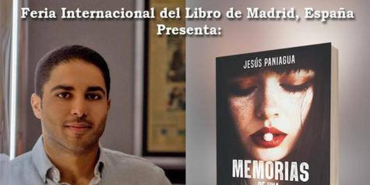 """Jesús Paniagua presentará su novela """"Memorias de una Mula"""" en España"""