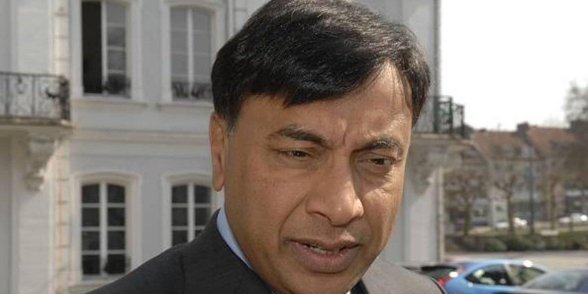 [Video] AMLO y Lakshmi N. Mittal evalúan inversión adicional de mil mdd
