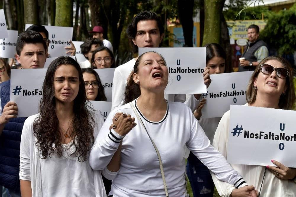 Norberto fue secuestrado el pasado martes Foto: Cuartoscuro