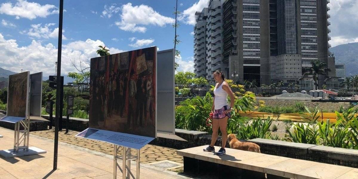 La obra de Pedro Nel Gómez estará abierta al público en 'Medellín a cielo abierto'