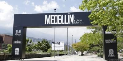 Medellín a cielo abierto