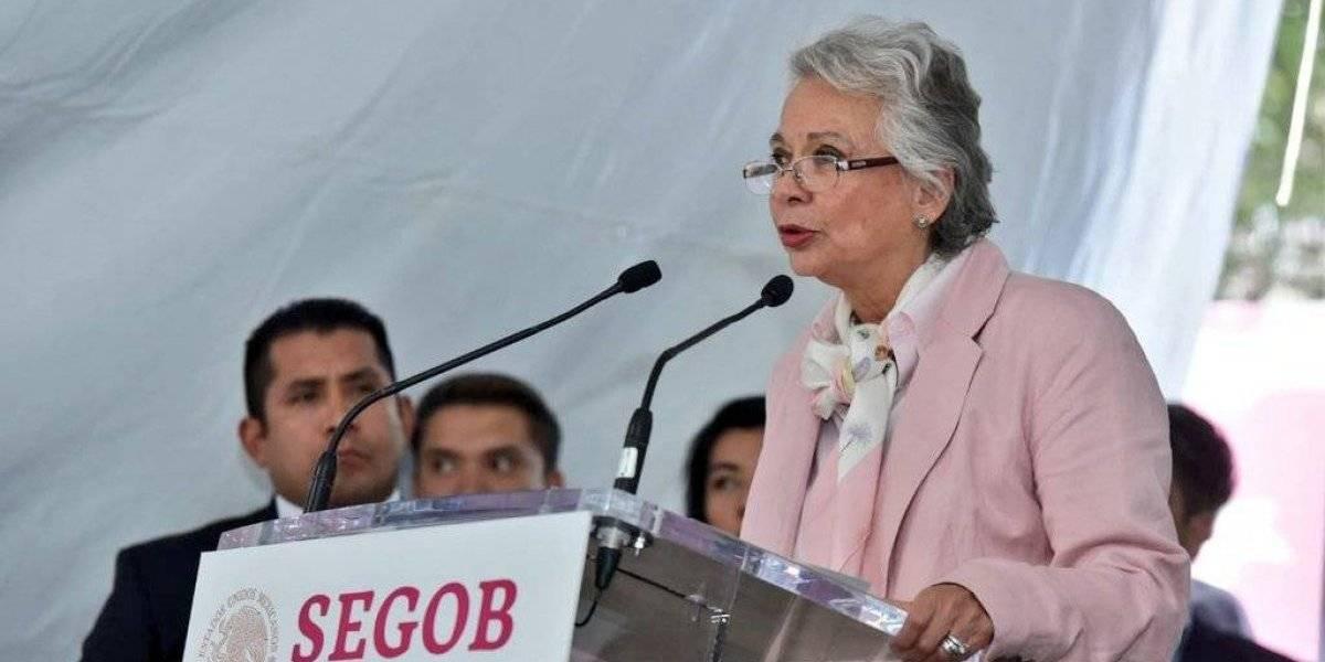 """A 48 años de """"El Halconazo"""", Segob destaca preservación de los DH"""