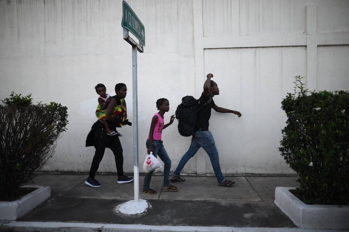 Migrantes se resisten a ser regresados a Honduras Edwin Bercián