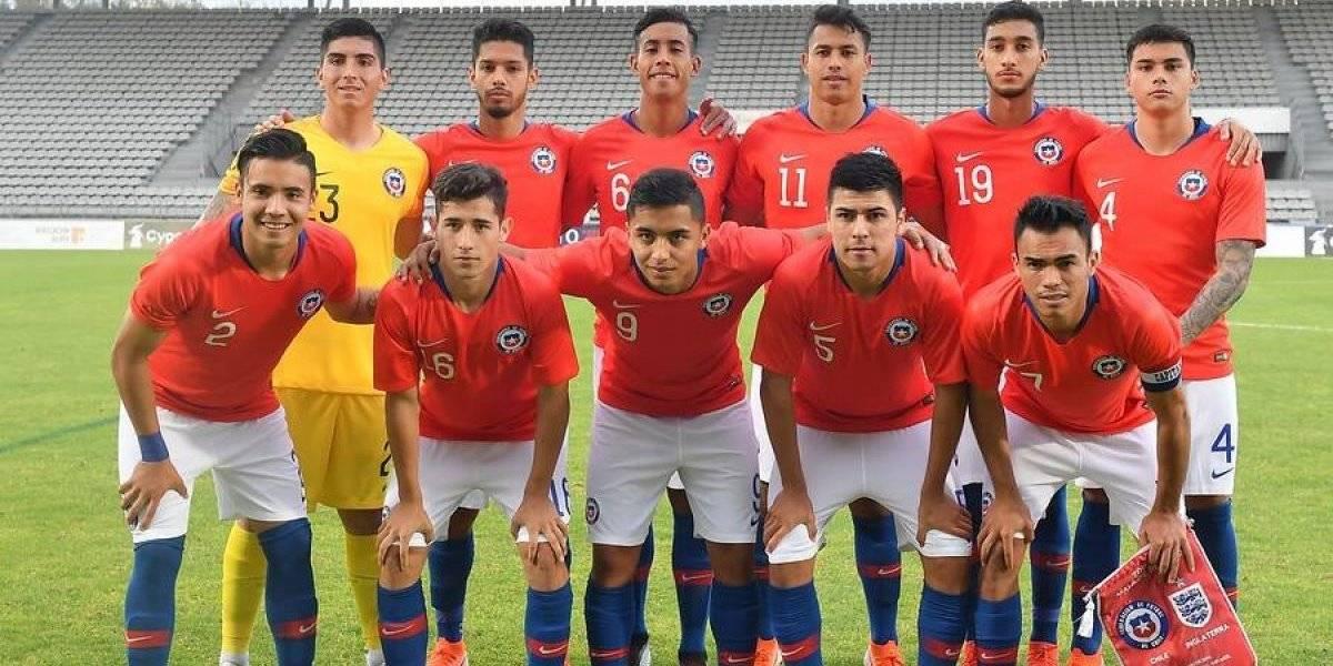 Chile Sub 23 jugará por su honor ante China en el torneo de Toulon