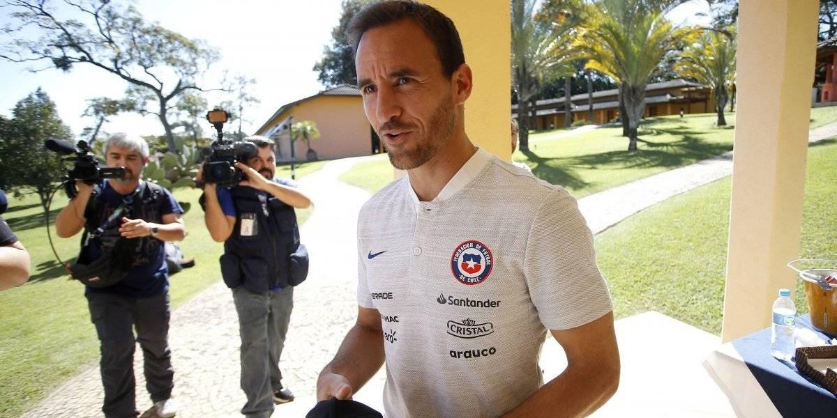 """Fuenzalida y la máxima inquietud de la Roja en Copa América: """"Tenemos que estar preparados para jugar sin Alexis"""""""