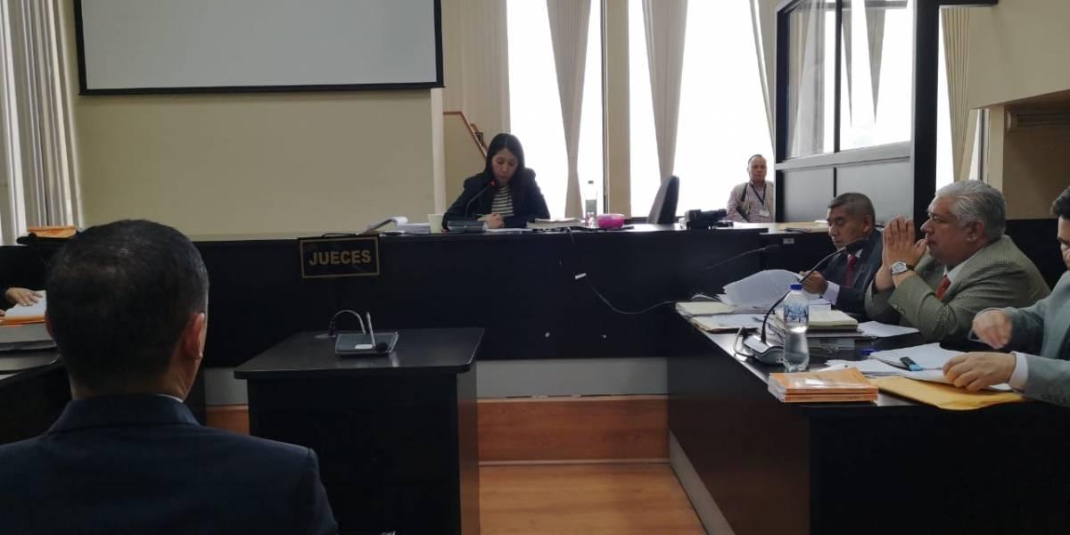 Sala revoca acuerdo de colaboración eficaz en caso de financiamiento ilícito de FCN-Nación