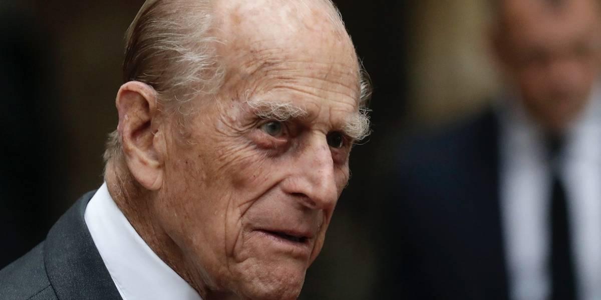 Príncipe Felipe celebra en privado su 98 cumpleaños