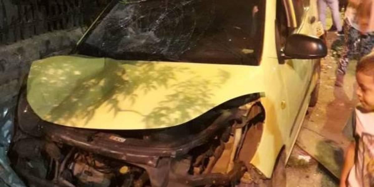Se conocieron nuevos detalles sobre el taxista ebrio que atropelló a una mujer
