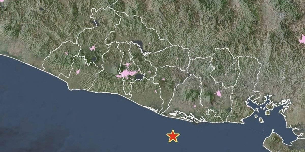Nuevo sismo provoca alarma entre los salvadoreños