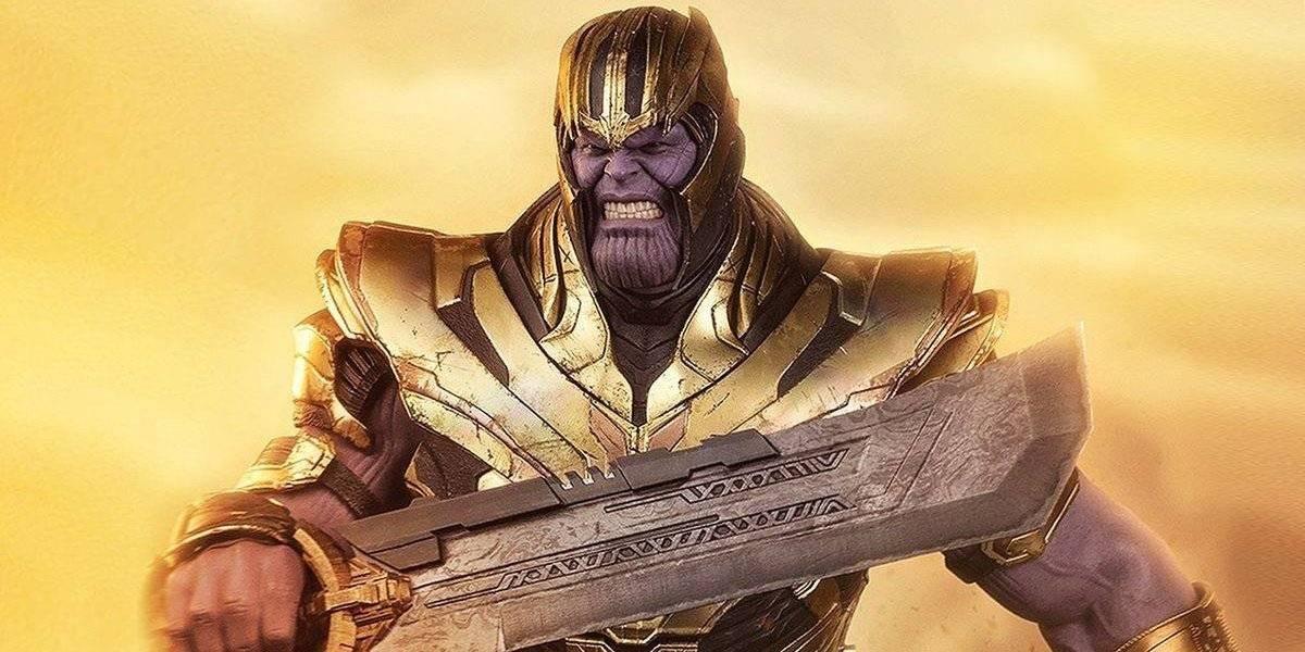 Avengers EndGame: El origen de la arma de Thanos , ¿más fuerte que el stormbreaker?