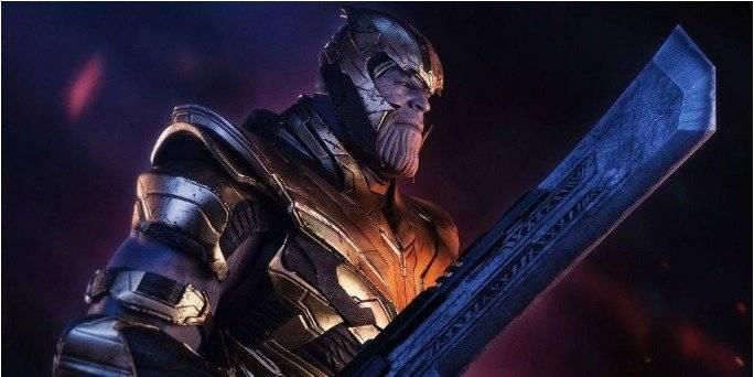 Thanos, Avengers