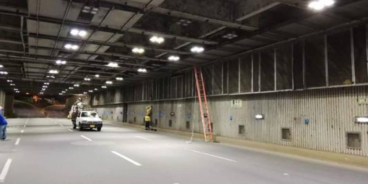 Por cuarta vez en dos años se robaron los cables que encienden la energía en el Túnel Mundialista