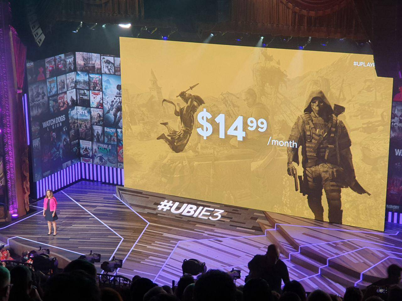 E3 2019: Watch Dogs Legion se llevó la conferencia de Ubisoft