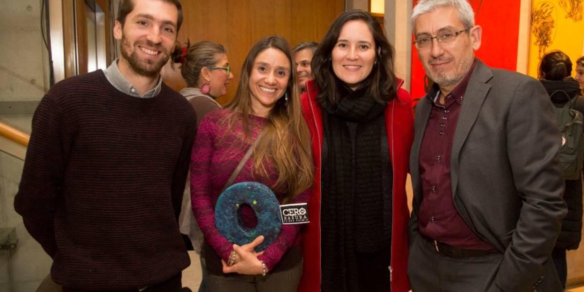 Mundo de la sustentabilidad premió a iniciativas Cero Basura