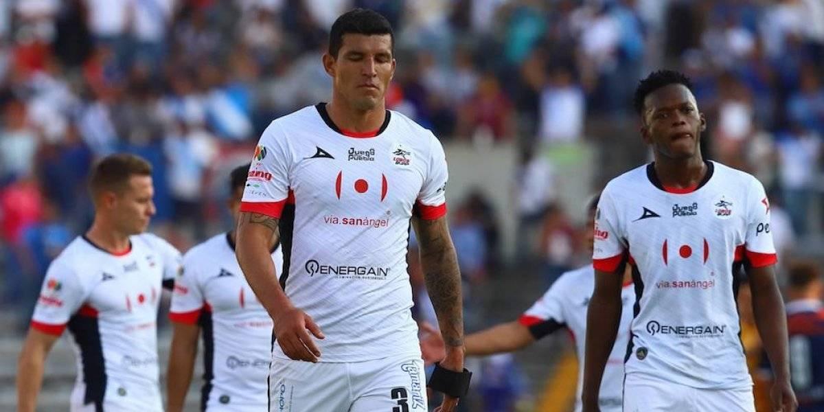 Niña llora porque los Lobos BUAP ya no jugarán en la Liga MX