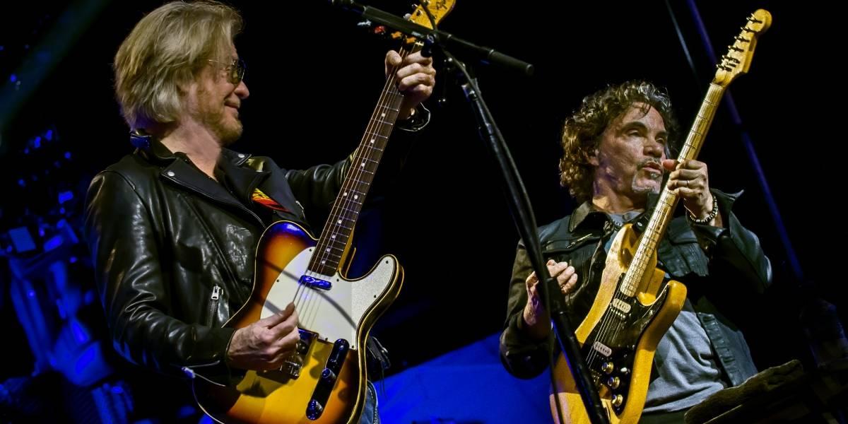 Ícones dos anos 1980, Daryl Hall e John Oates fazem estreia no país
