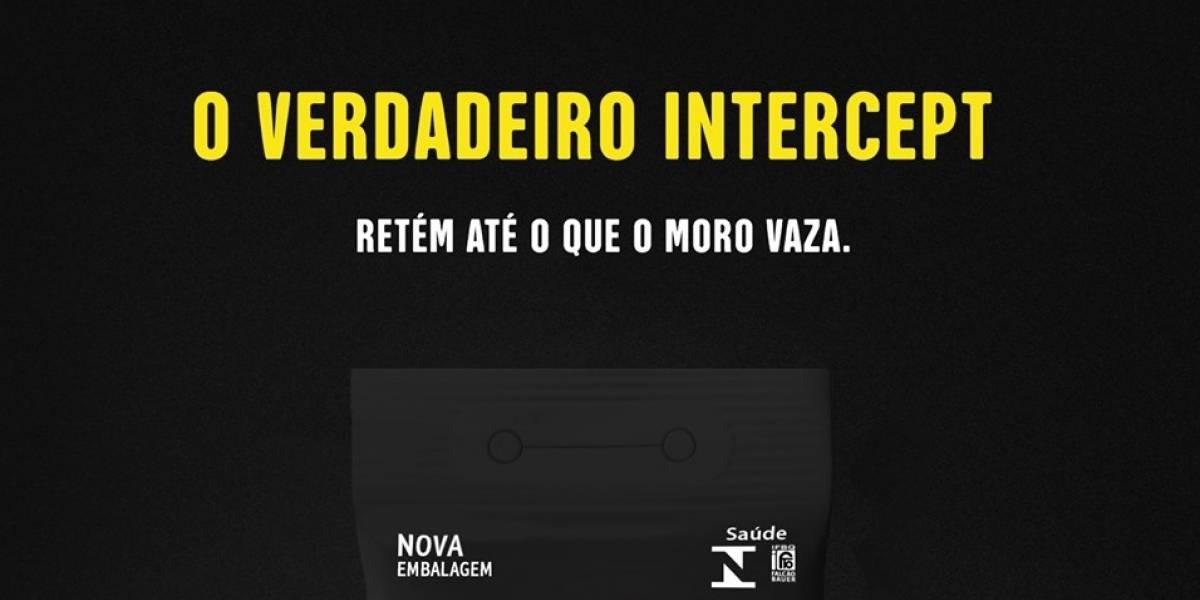 'Operação Guarda Jato': marca de preservativos faz anúncio com vazamento de conversas de Moro