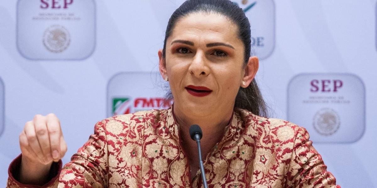 Ana Guevara se equivoca al evidenciar resultados de Jahir Ocampo