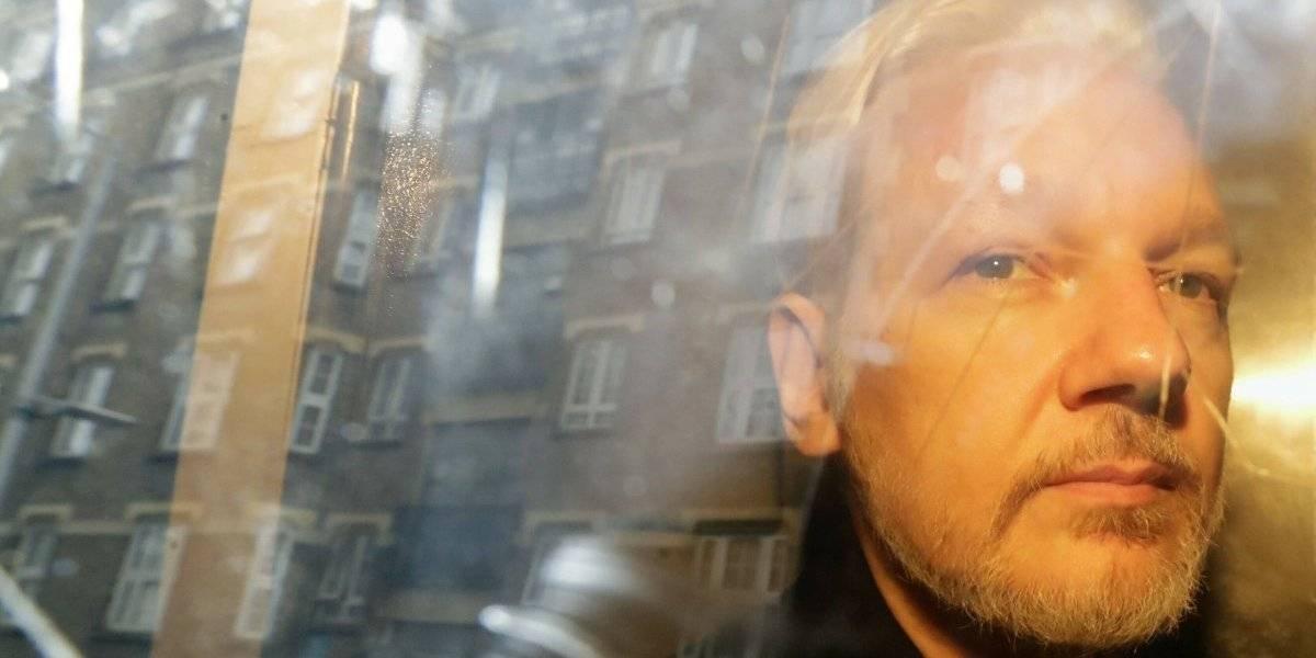 EE.UU. pidió al Reino Unido la extradición de Julian Assange