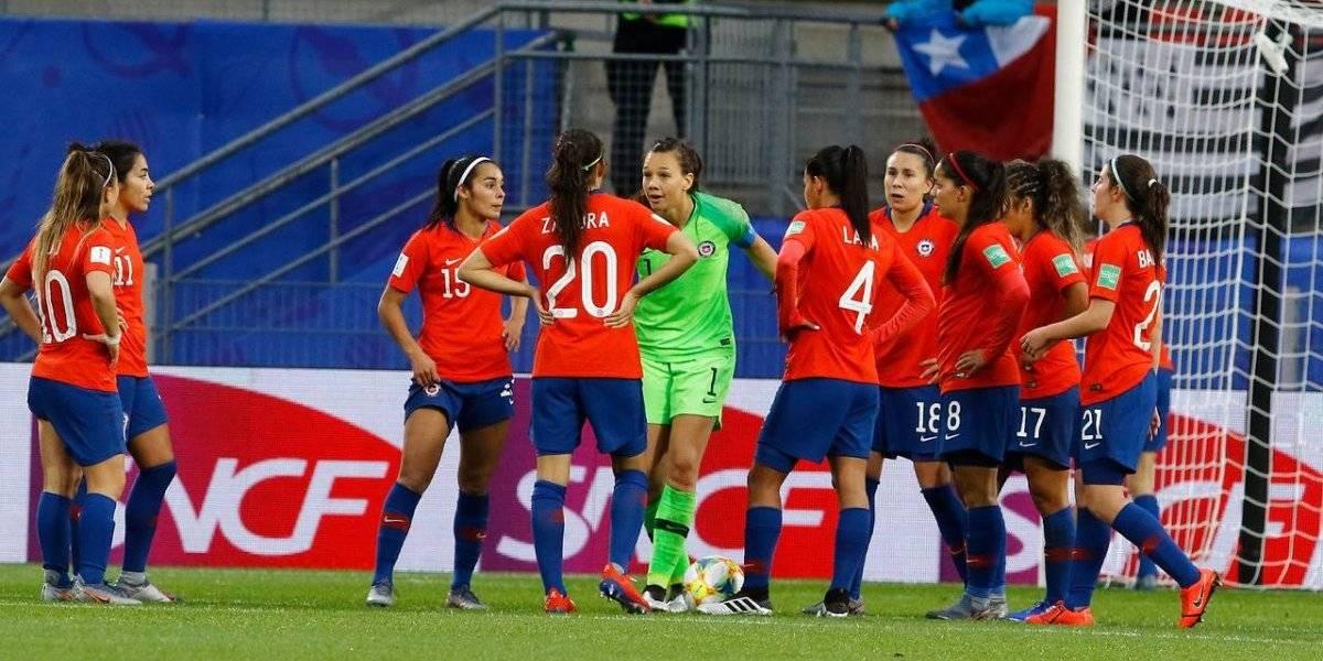 Chile puso corazón y garra pero no pudo ante la experiencia de Suecia en el Mundial Femenino