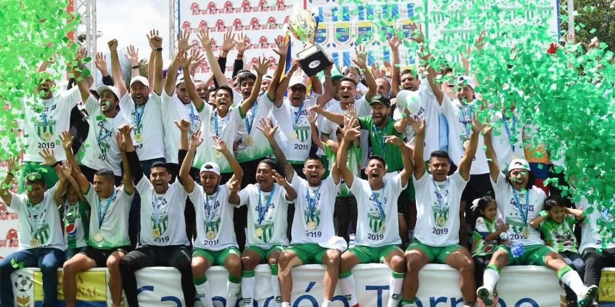Después de 20 años, la Liga Nacional contará con un nuevo trofeo