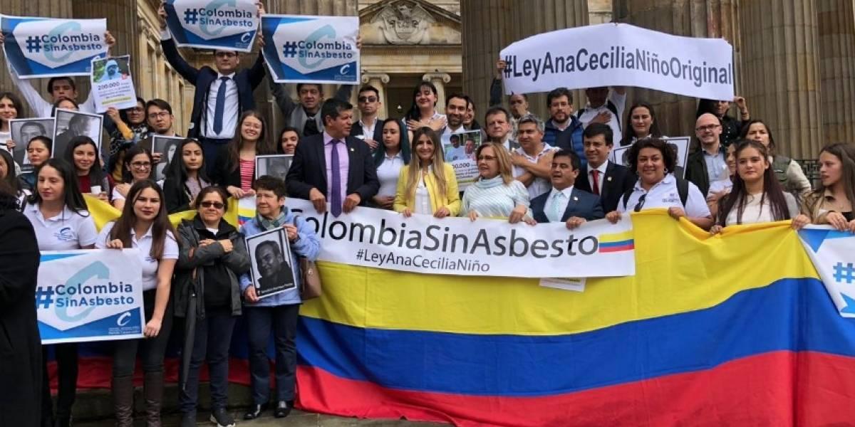 ¡Atención Colombia! Cámara de Representantes prohibe el asbesto