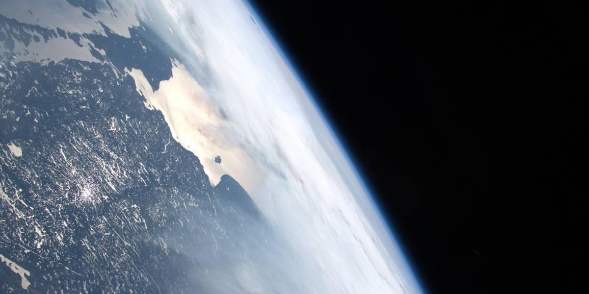 Astronauta da NASA registra foto impressionante da Terra desde o espaço