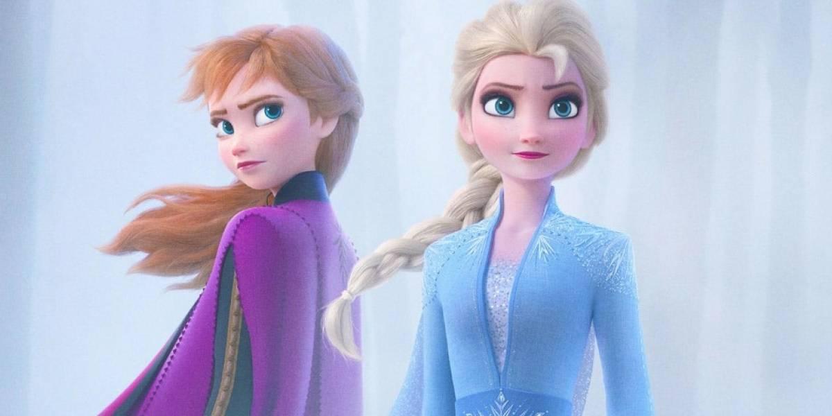 Disney reveló el nuevo tráiler de Frozen 2