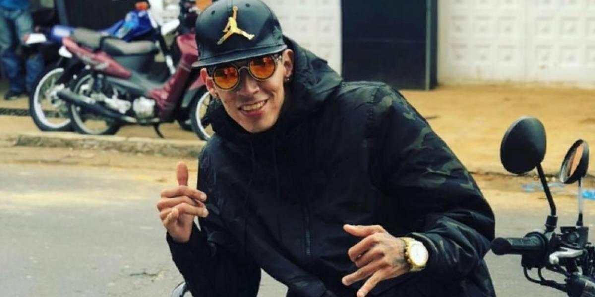 Se entregó rapero que confesó asesinato de un hombre en una canción