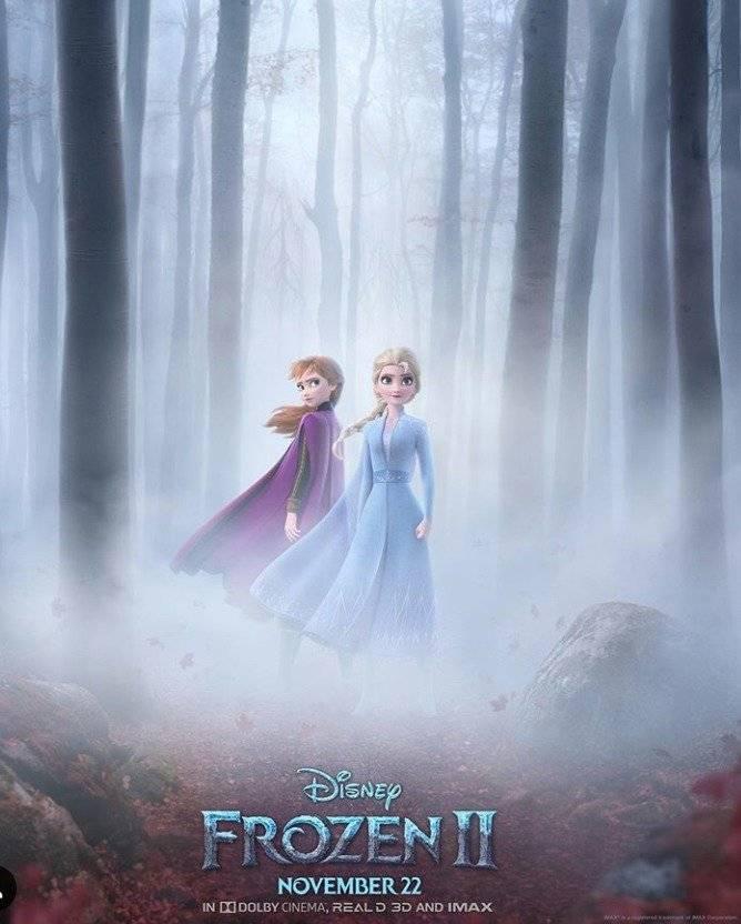 Póster de Frozen 2