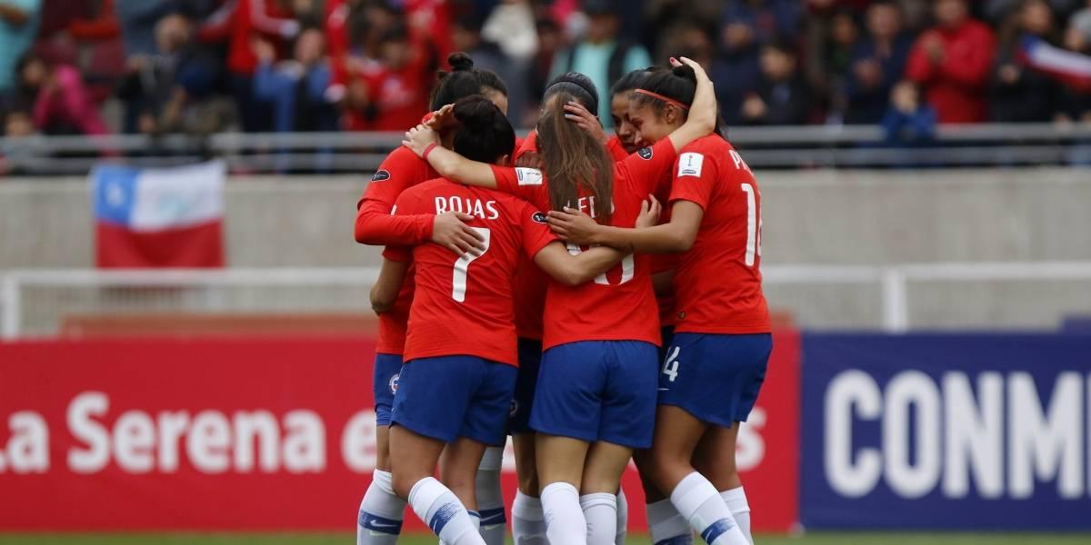 Chile vs. Suecia: La Roja se estrena en un Mundial Femenino