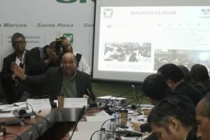 bancada UNE denuncia irregularidades en entrega de cupones del Ministerio de Agricultura