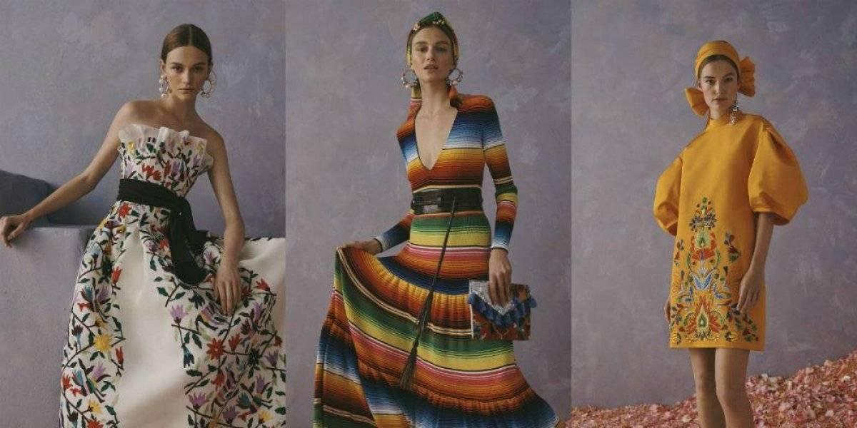 México acusa a Carolina Herrera de