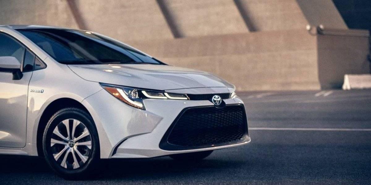 Llega a Puerto Rico el primer Corolla híbrido