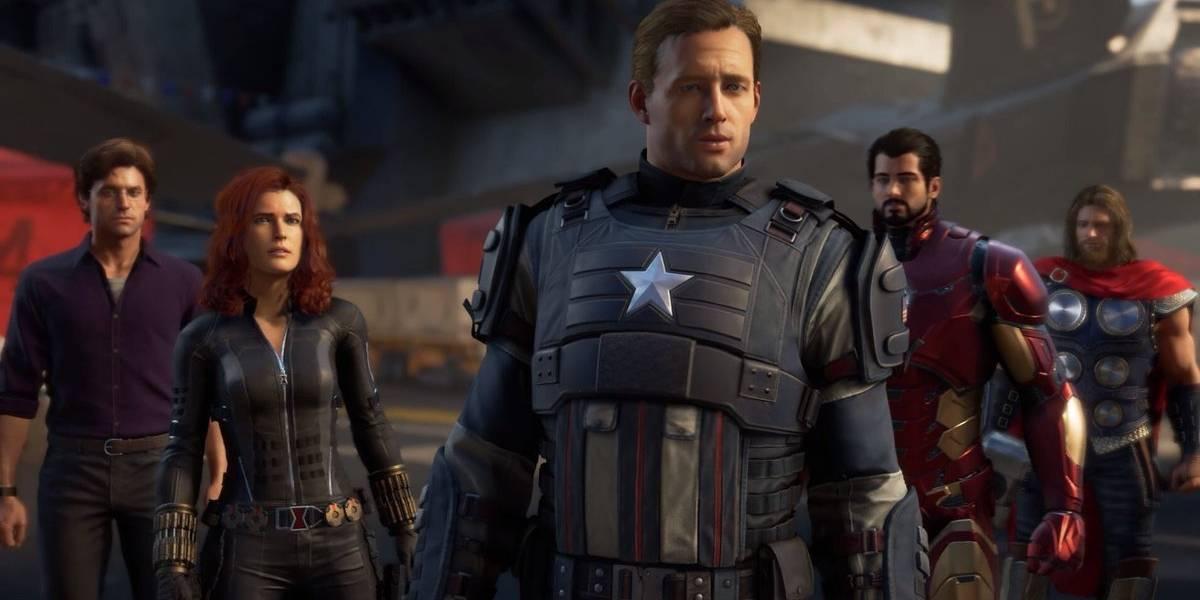 Square Enix anuncia jogo dos Vingadores; visual divide opiniões entre fãs da Marvel