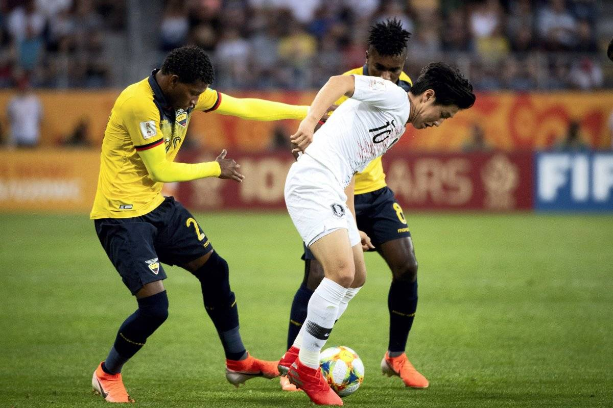 Ecuador vs. Corea del Sur