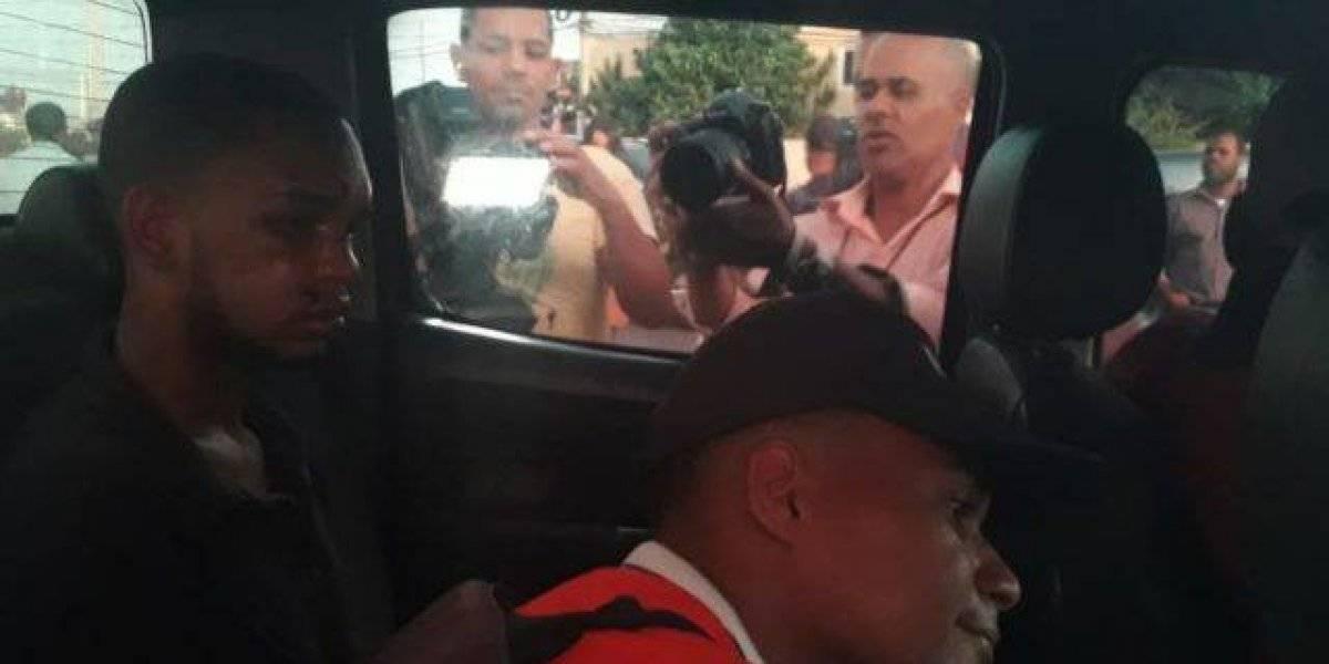 Se encuentra en un lugar seguro imputado acusado de atentado a David Ortiz