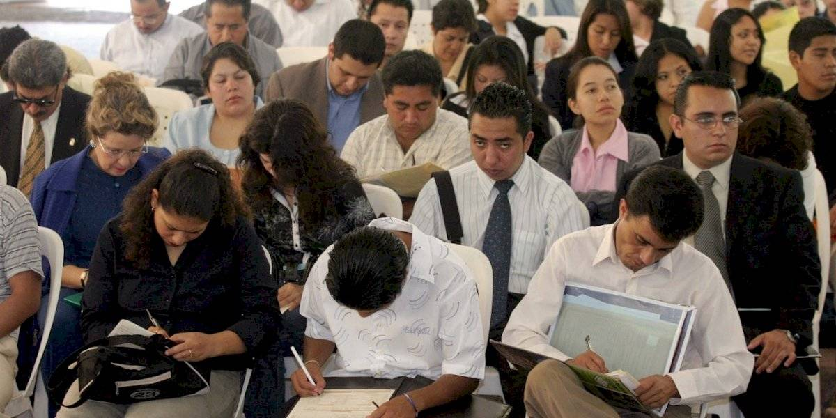 ¿Cuántos empleos se han creado este año en México?