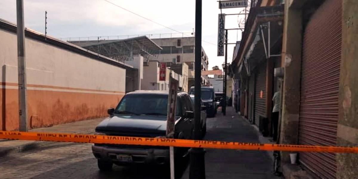Asesinan a importante funcionario de Tlaquepaque cuando salía de la presidencia