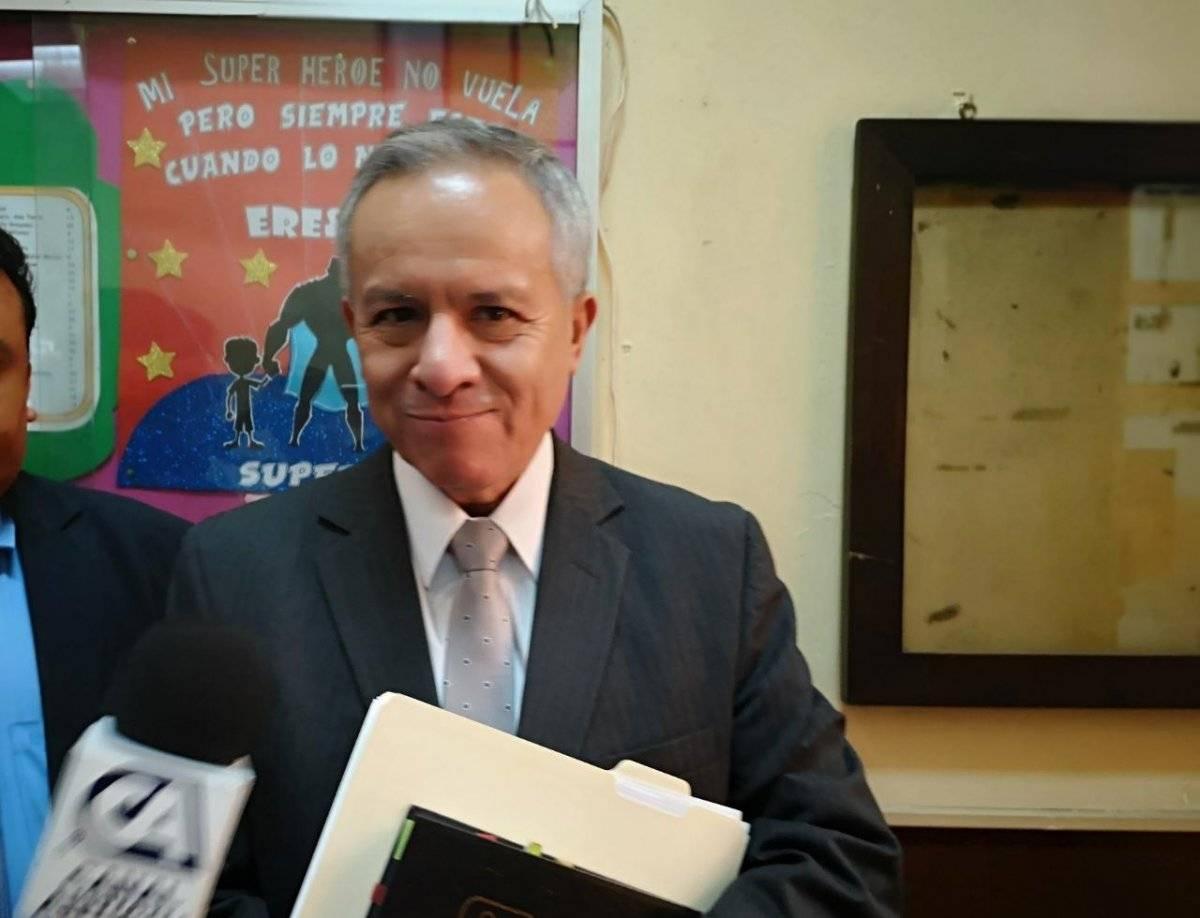 subcontralor de Probidad, Fernando Fernández