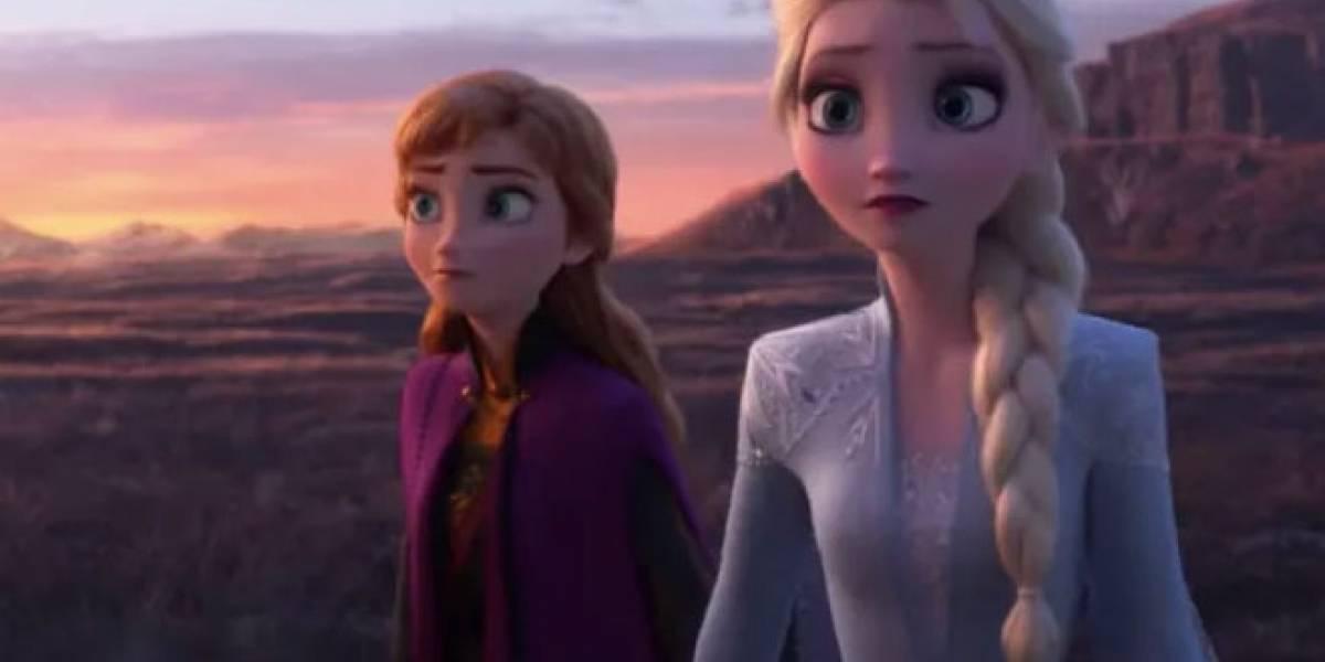 Estrenan el nuevo tráiler de Frozen 2 y es una oda al empoderamiento femenino
