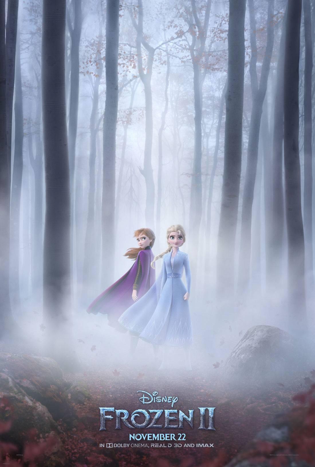 Frozen 2 lanza su primer avance y es bastante oscuro