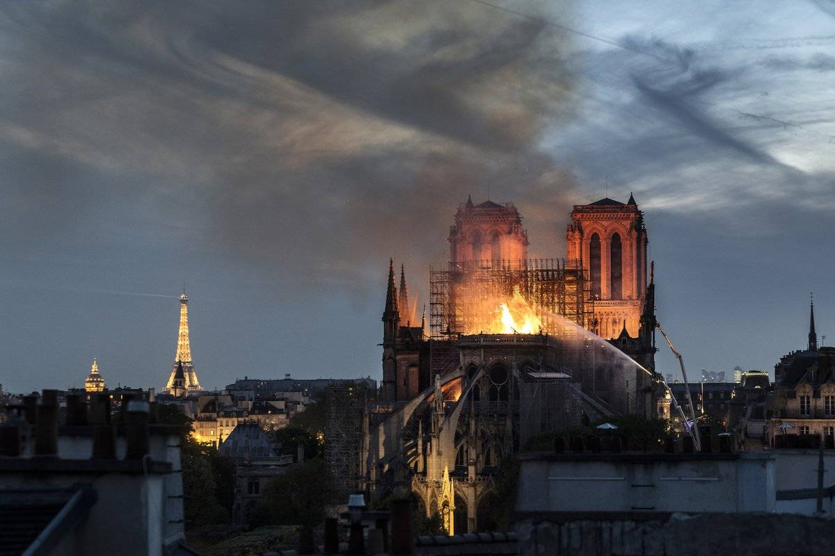 Catedral de Notre Dame Foto: AP