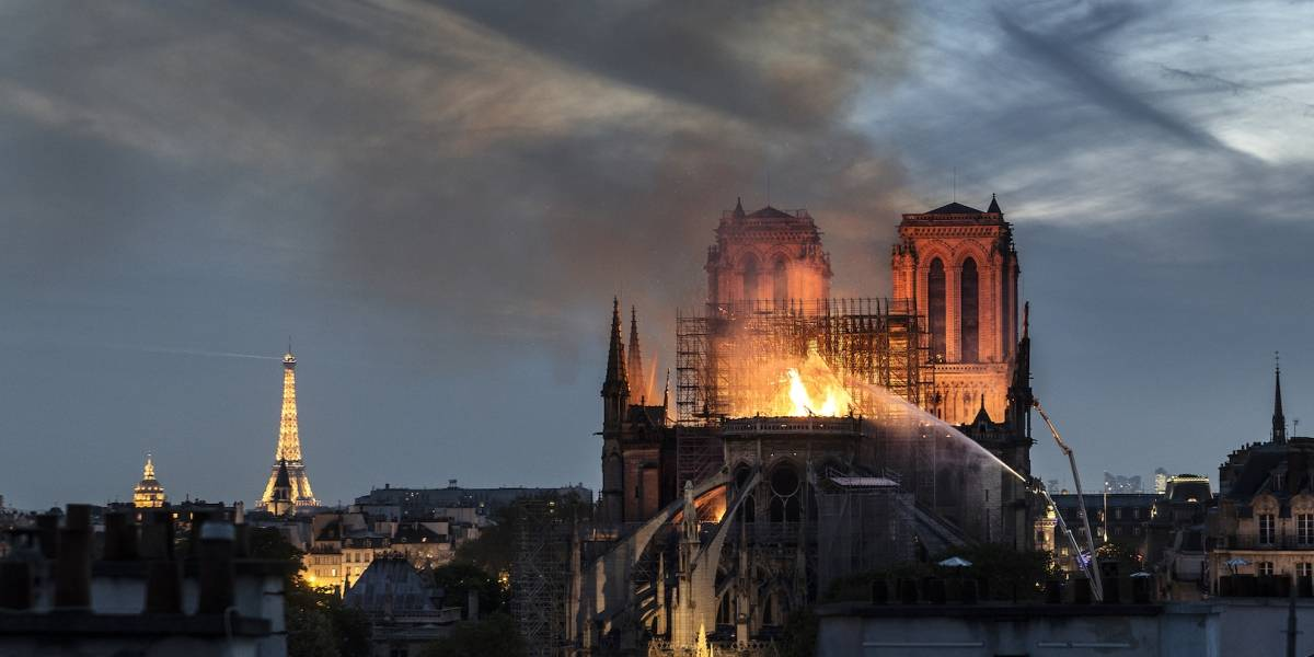 Catedral de Notre Dame, en París, celebrará este sábado su primera misa