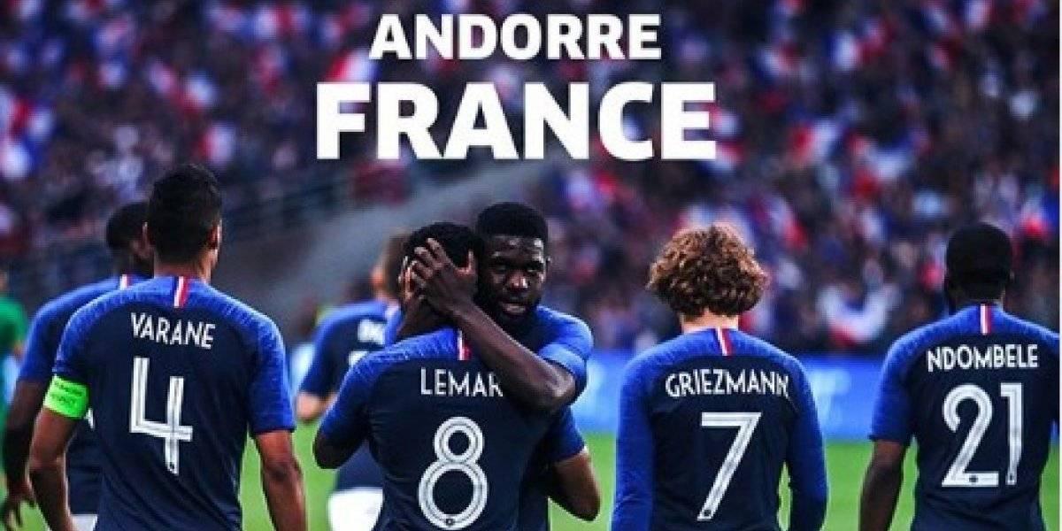 Eliminatórias da Eurocopa 2020: como assistir ao vivo online ao jogo Andorra x França