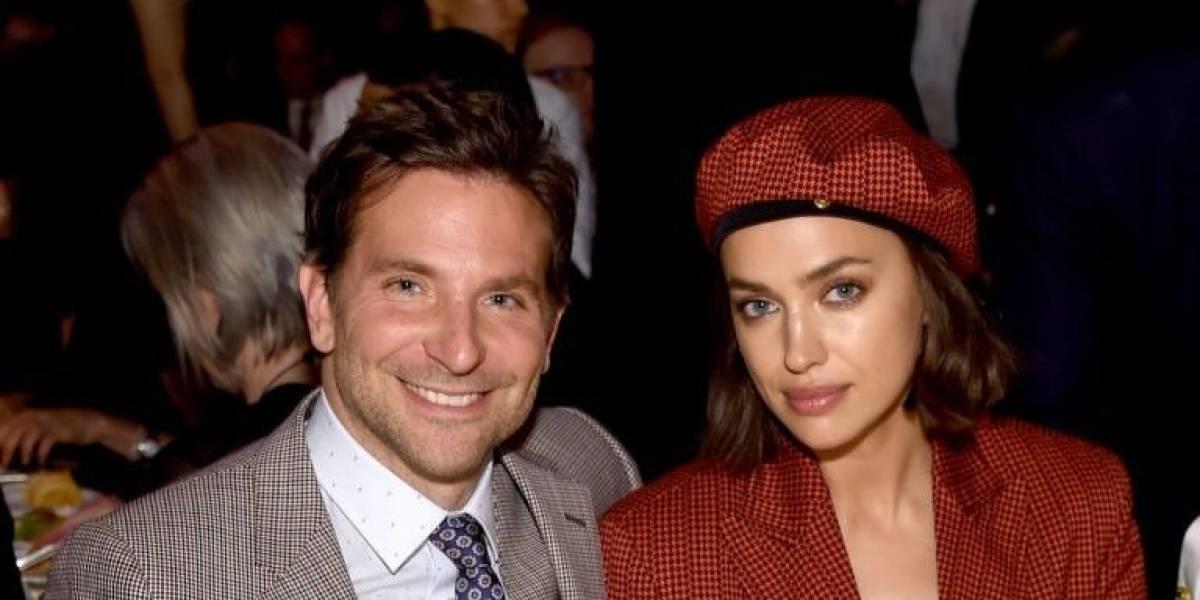 Bradley Cooper e Irina Shayk chegam a acordo sobre guarda da filha de dois anos