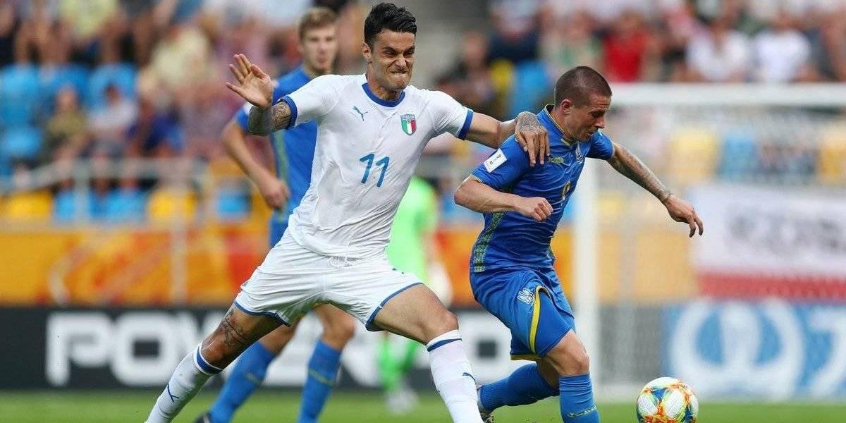 VIDEO: La polémica jugada que dejó fuera a Italia del Mundial Sub 20