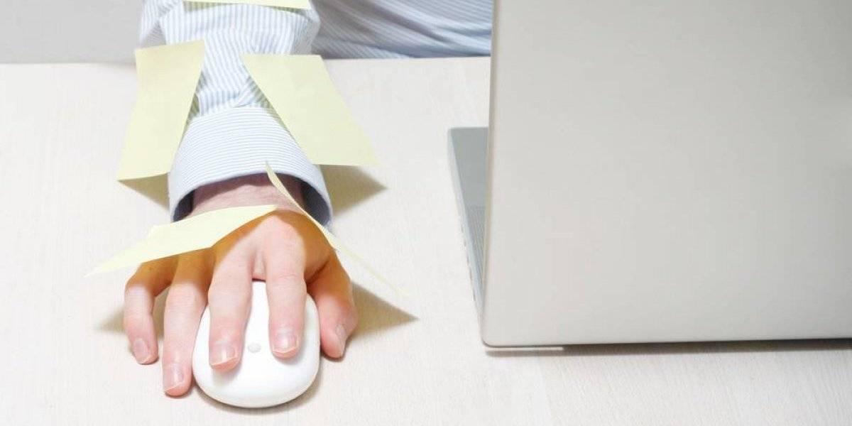 ¿Se siente presionado en el trabajo? Siete consejos para saber manejarlo