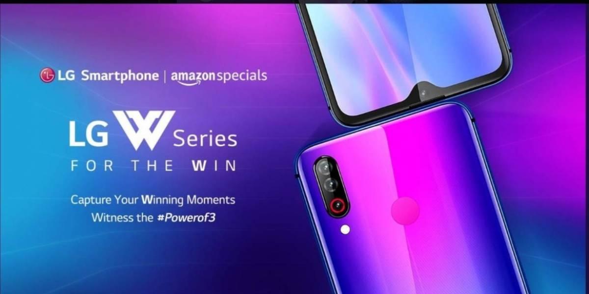 LG W Series será la nueva familia de teléfonos que presente la compañía
